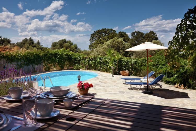 VakantiehuisGriekenland - Kreta: Villa Eleonora  [1]