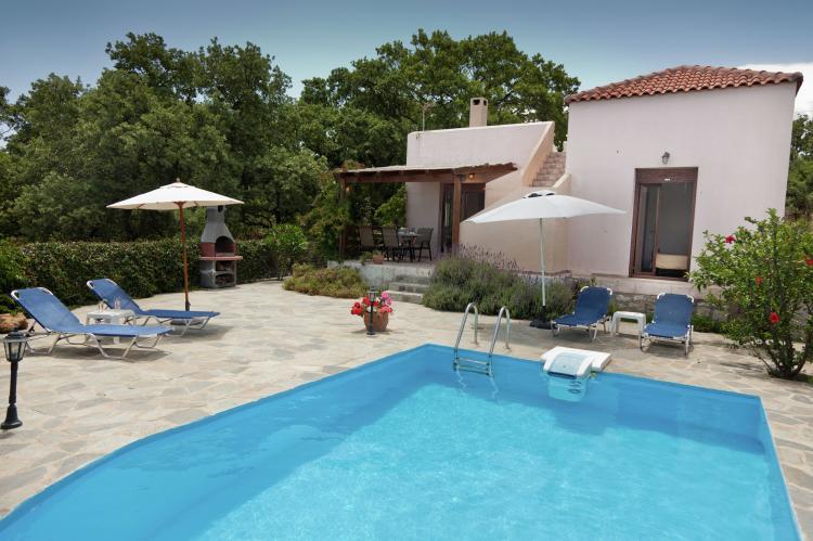 VakantiehuisGriekenland - Kreta: Villa Eleonora  [2]