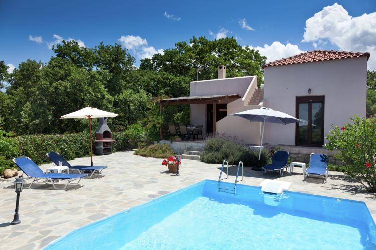 VakantiehuisGriekenland - Kreta: Villa Eleonora  [6]