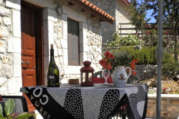 Holiday homeGreece - Peloponese: Arcadian Stone House  [2]