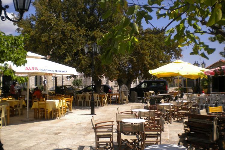 Holiday homeGreece - Peloponese: Arcadian Stone House  [22]
