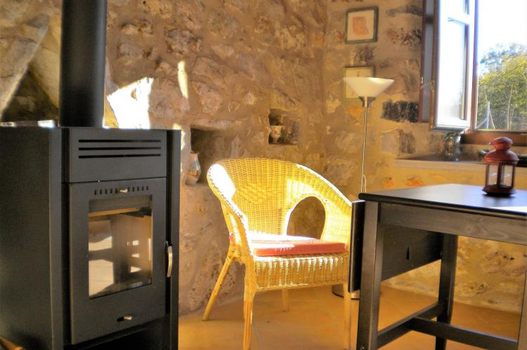 Holiday homeGreece - Peloponese: Arcadian Stone House  [3]