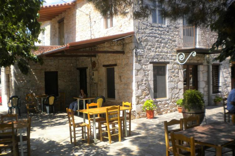 Holiday homeGreece - Peloponese: Arcadian Stone House  [17]