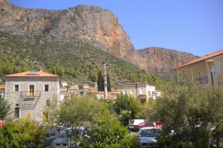 Holiday homeGreece - Peloponese: Arcadian Stone House  [18]