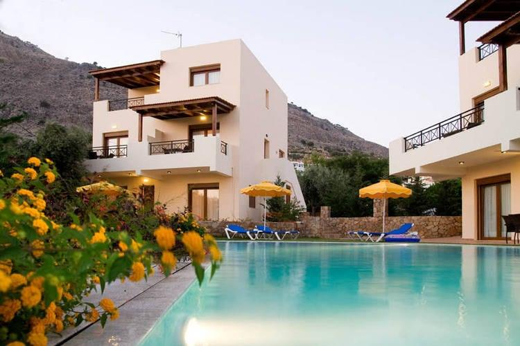 VakantiehuisGriekenland - Rhodos: Blue Dream Executive Villa  [3]