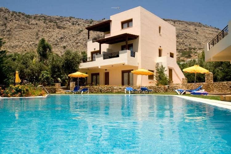 VakantiehuisGriekenland - Rhodos: Blue Dream Executive Villa  [1]