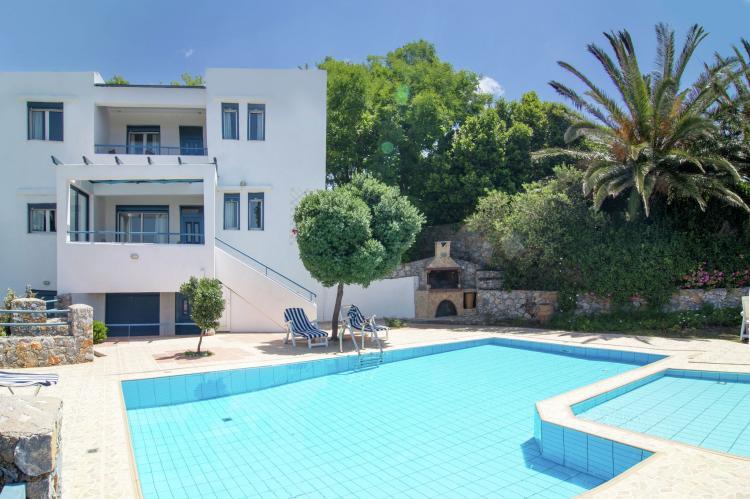 Holiday homeGreece - Crete: Villa Anemos  [4]