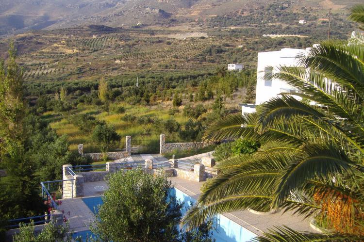 Holiday homeGreece - Crete: Villa Anemos  [8]