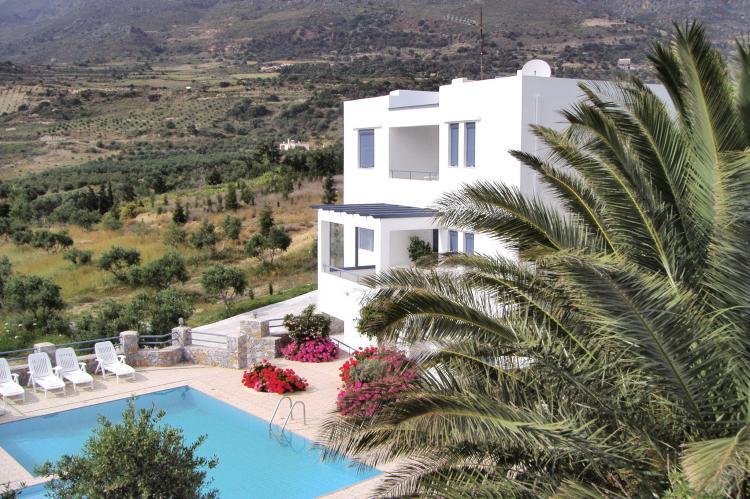 Holiday homeGreece - Crete: Villa Anemos  [3]
