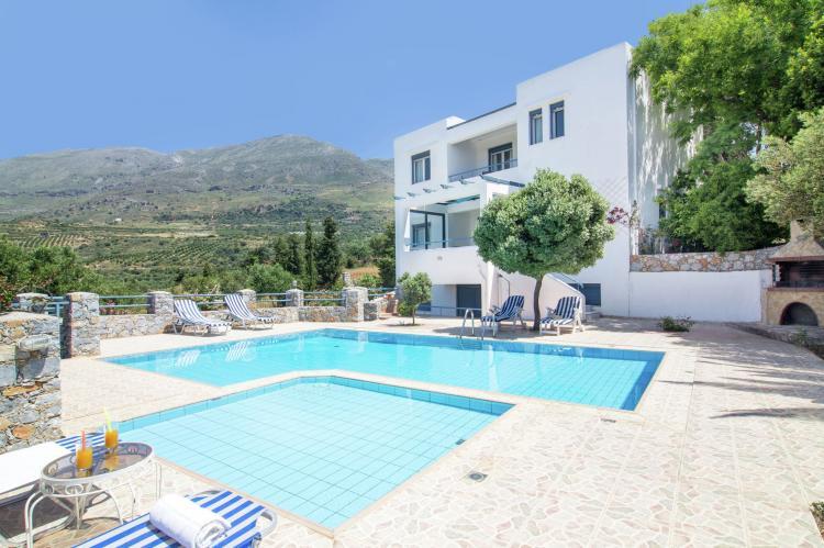 Holiday homeGreece - Crete: Villa Anemos  [1]