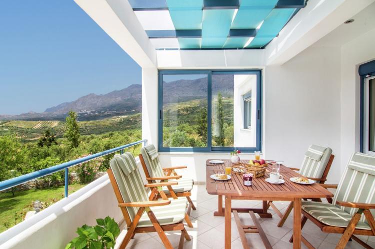 Holiday homeGreece - Crete: Villa Anemos  [27]