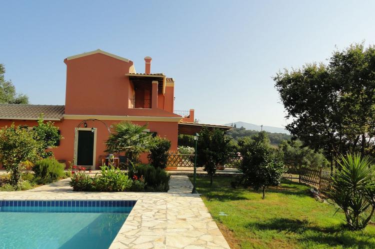 Holiday homeGreece - Corfu: Villa Thea  [2]