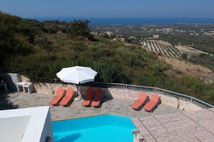 Holiday homeGreece - Crete: Villa Ikaros  [37]