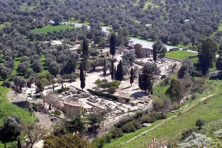 Holiday homeGreece - Crete: Villa Ikaros  [51]