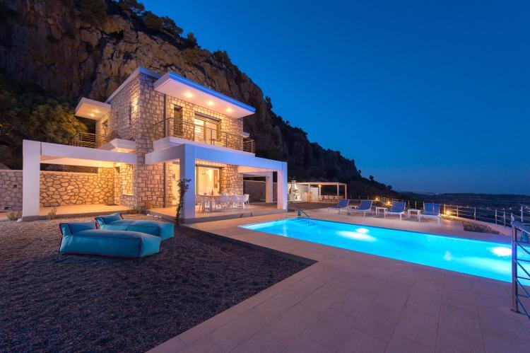FerienhausGriechenland - Rhodos: Villa Olympos  [5]