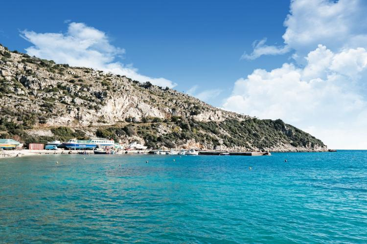 Holiday homeGreece - Ionian Islands: Apartment Volimes  [15]