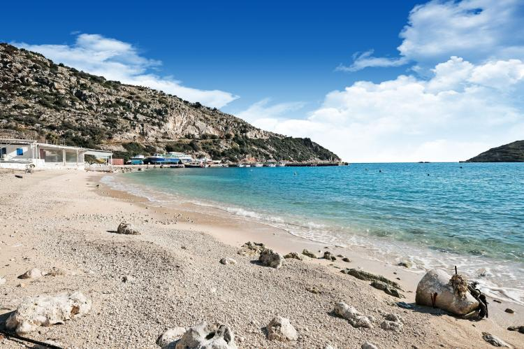 Holiday homeGreece - Ionian Islands: Apartment Volimes  [17]