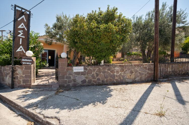 Holiday homeGreece - Lesbos: Lassia Studio 9 mit Poolblick  [5]