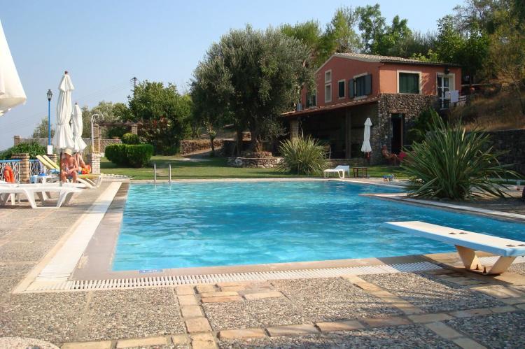 Holiday homeGreece - Corfu: Fundana Studio  [3]