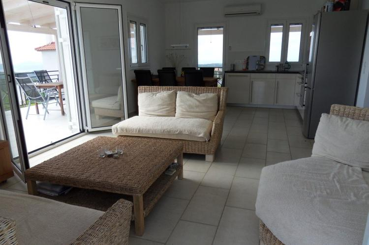 VakantiehuisGriekenland - Peloponnesos: Villa Katharina  [8]