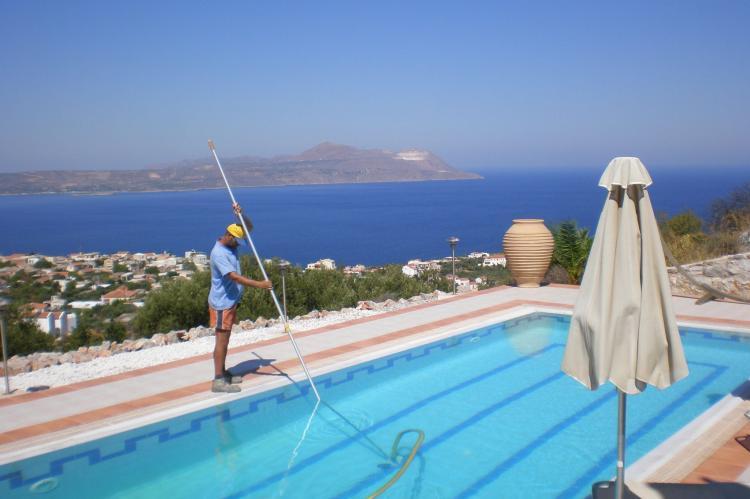 Holiday homeGreece - Crete: Villa Maria II  [2]