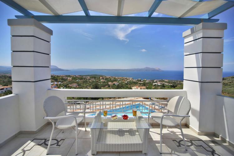 Holiday homeGreece - Crete: Villa Maria II  [35]