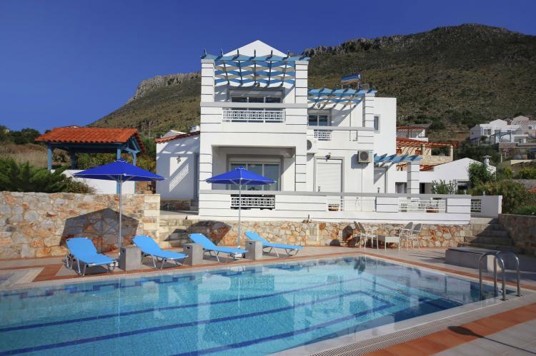 Holiday homeGreece - Crete: Villa Maria II  [1]