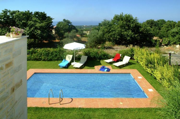 VakantiehuisGriekenland - Kreta: Villa Almond  [5]