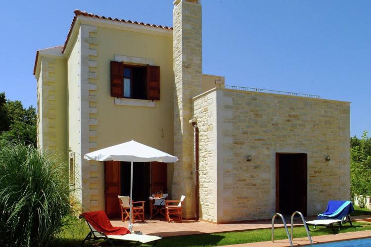 VakantiehuisGriekenland - Kreta: Villa Almond  [1]