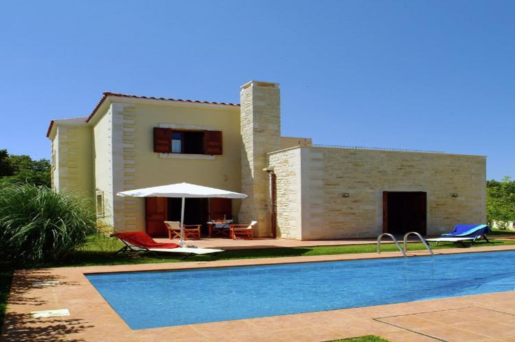 VakantiehuisGriekenland - Kreta: Villa Almond  [3]