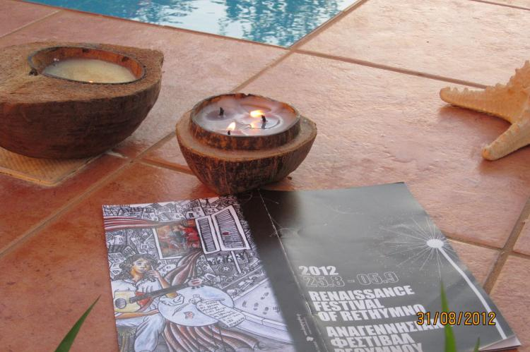 Holiday homeGreece - Crete: Villa Cocoon  [54]