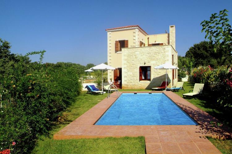 Holiday homeGreece - Crete: Villa Cocoon  [1]