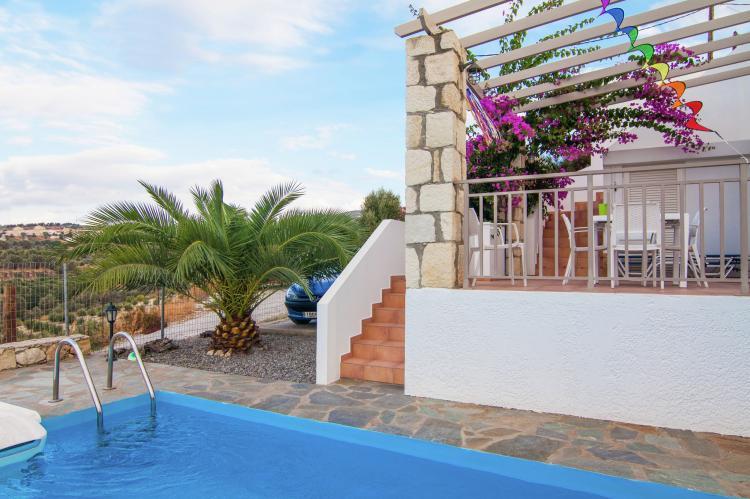 Holiday homeGreece - Crete: Villa Afroditi  [2]