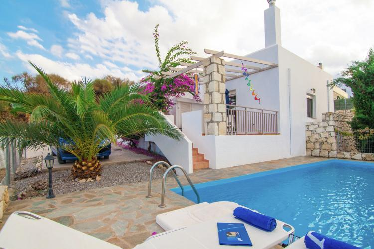 Holiday homeGreece - Crete: Villa Afroditi  [1]