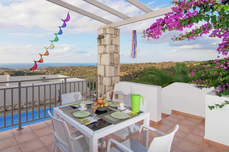 Holiday homeGreece - Crete: Villa Afroditi  [12]