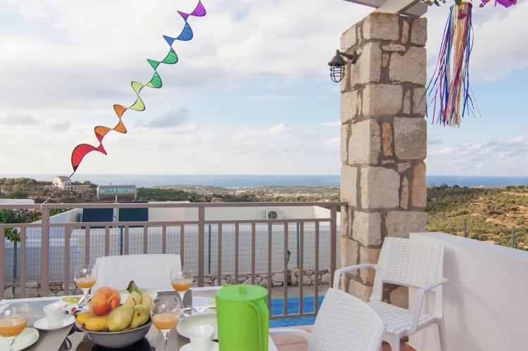 Holiday homeGreece - Crete: Villa Afroditi  [13]