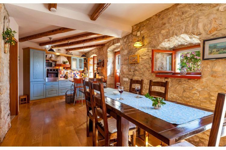 VakantiehuisKroatië - Midden Dalmatië: Villa Vicina  [13]