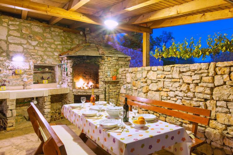 VakantiehuisKroatië - Midden Dalmatië: Villa Vicina  [4]