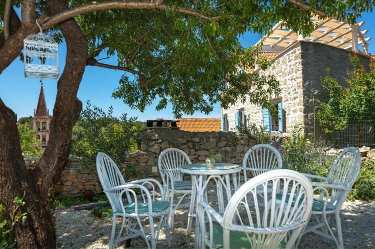 VakantiehuisKroatië - Midden Dalmatië: Villa Vicina  [1]