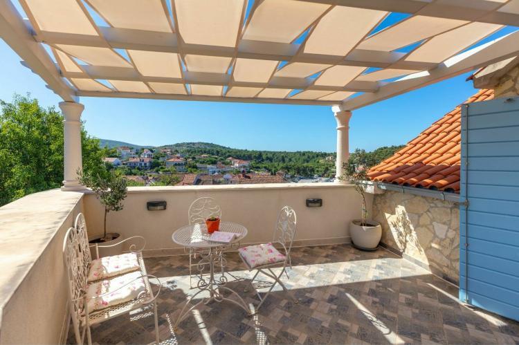 VakantiehuisKroatië - Midden Dalmatië: Villa Vicina  [23]