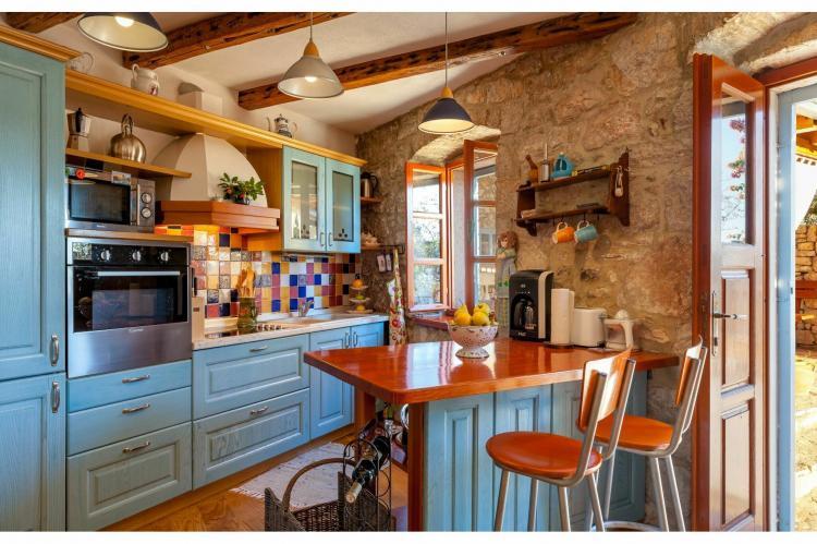 VakantiehuisKroatië - Midden Dalmatië: Villa Vicina  [12]