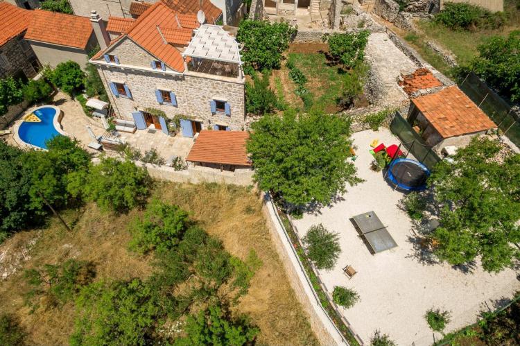 VakantiehuisKroatië - Midden Dalmatië: Villa Vicina  [3]