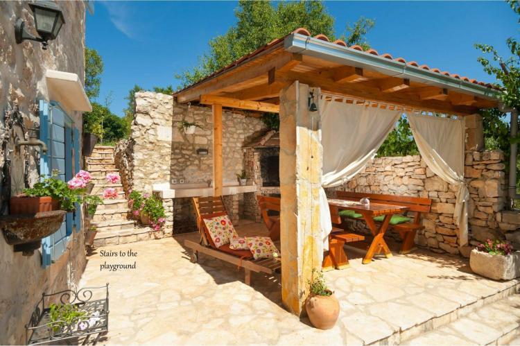 VakantiehuisKroatië - Midden Dalmatië: Villa Vicina  [24]