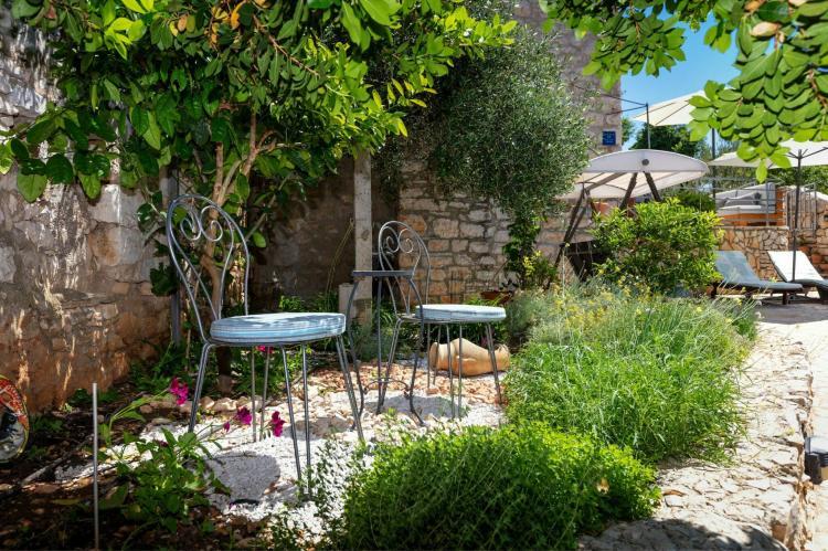VakantiehuisKroatië - Midden Dalmatië: Villa Vicina  [25]