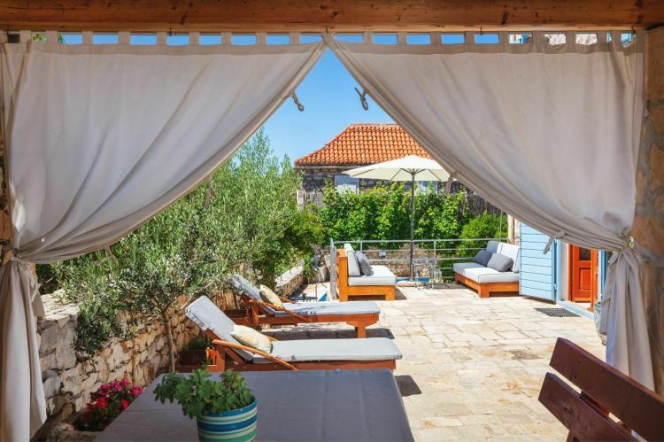 VakantiehuisKroatië - Midden Dalmatië: Villa Vicina  [21]