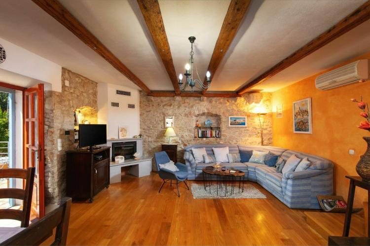 VakantiehuisKroatië - Midden Dalmatië: Villa Vicina  [10]