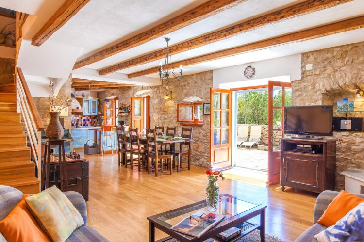 VakantiehuisKroatië - Midden Dalmatië: Villa Vicina  [11]