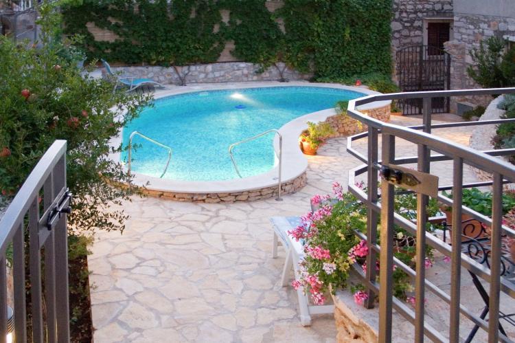 VakantiehuisKroatië - Midden Dalmatië: Villa Vicina  [8]