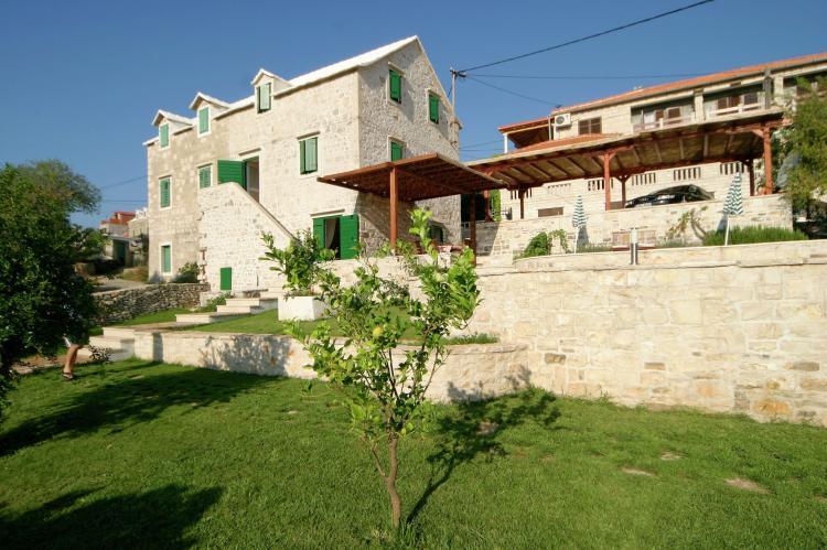 VakantiehuisKroatië - Midden Dalmatië: Villa Bonaca  [3]