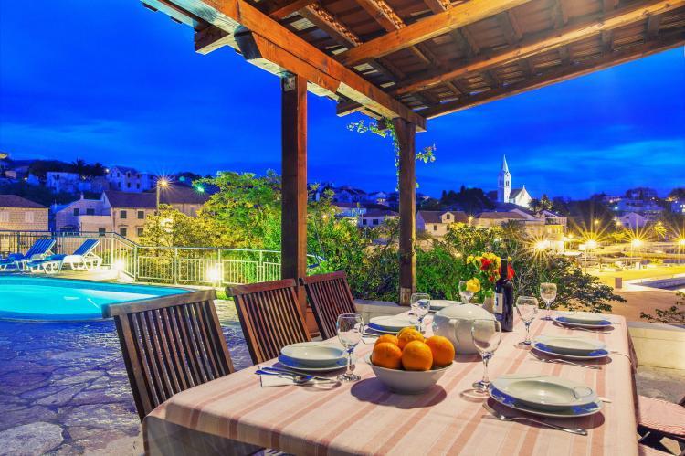 VakantiehuisKroatië - Midden Dalmatië: Villa Bonaca  [2]